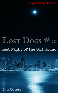 Copy of Lost Dogs #1 - Preview